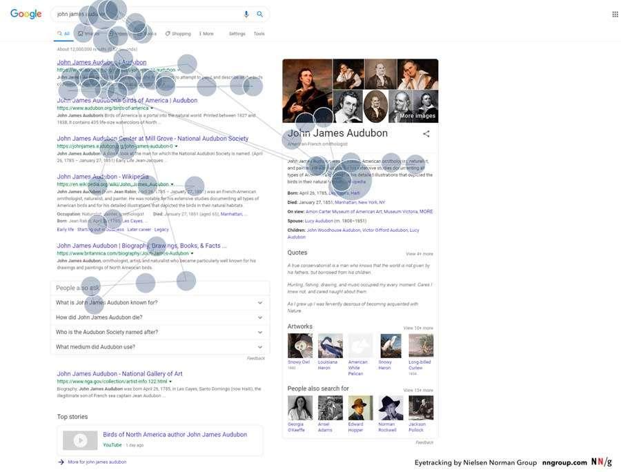 Google crea un efecto pinball en las búsquedas