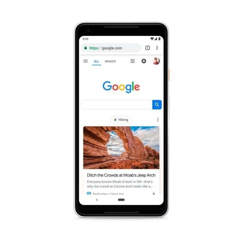 Google Discover tendrá sus propios trending topics