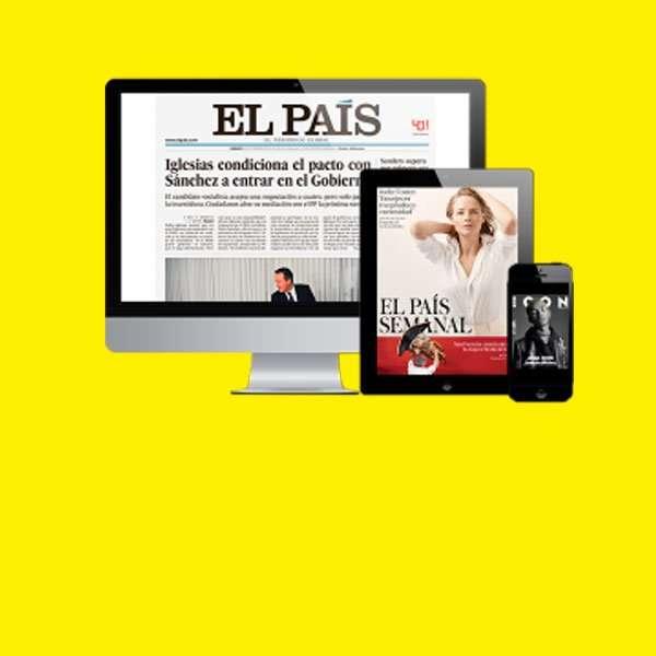 El País activa su muro de pago
