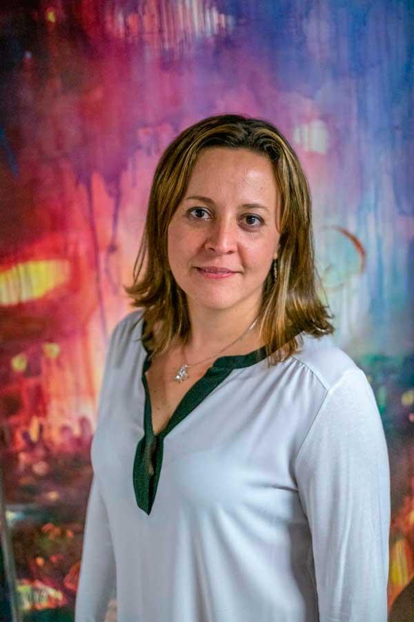 IFCN Cristina Tardáguila, directora asociada de la, Foto Alexandre Grand