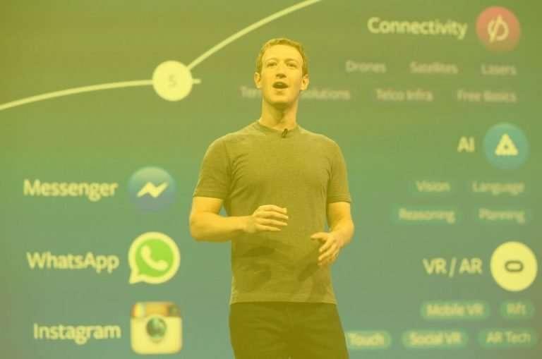 Lo que pasa con el algoritmo de Facebook