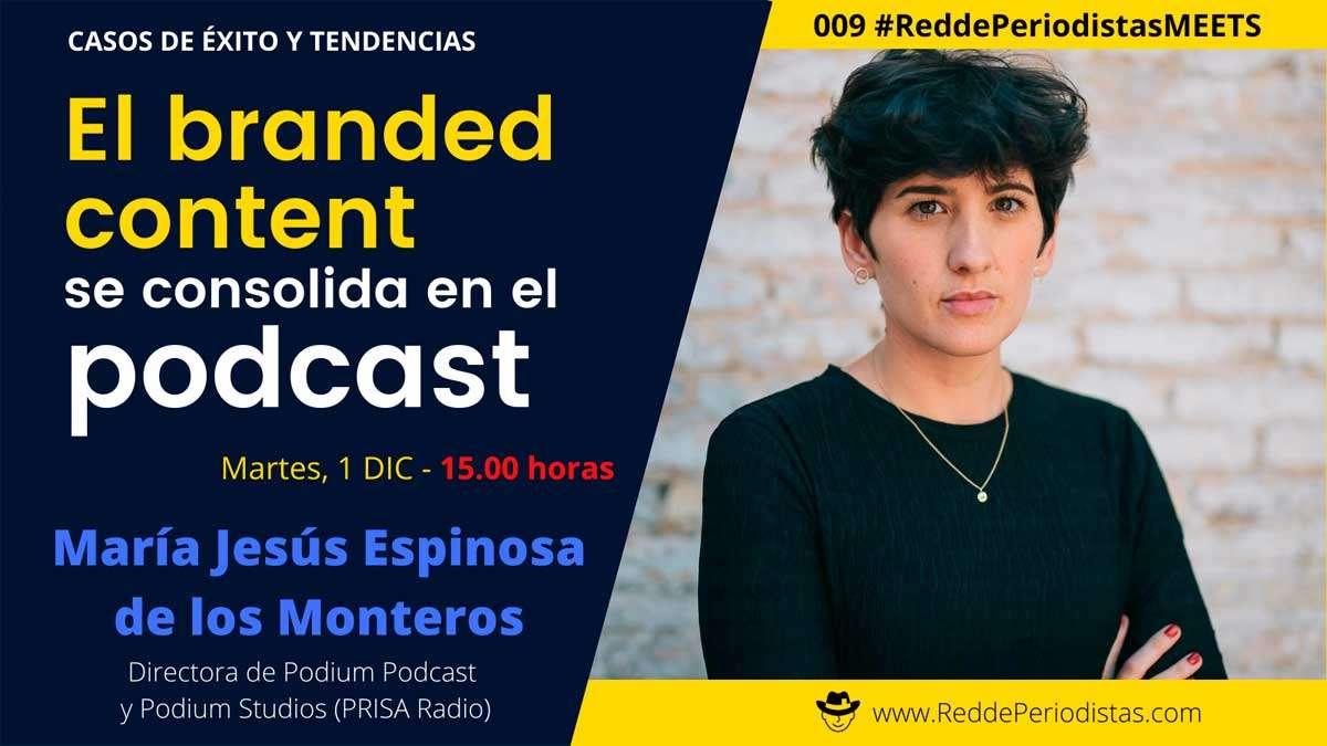 El branded content se consolida en los podcasts