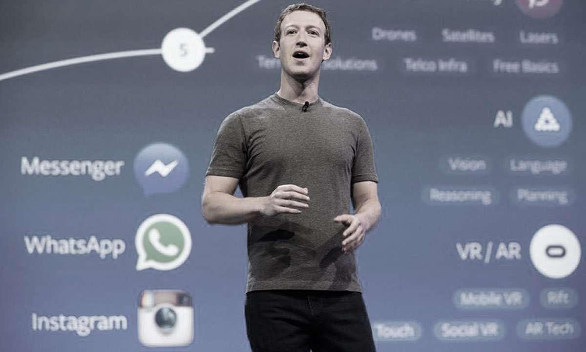 Facebook ya no es la segunda fuente de audiencia para los medios - Mark Zuckerberg