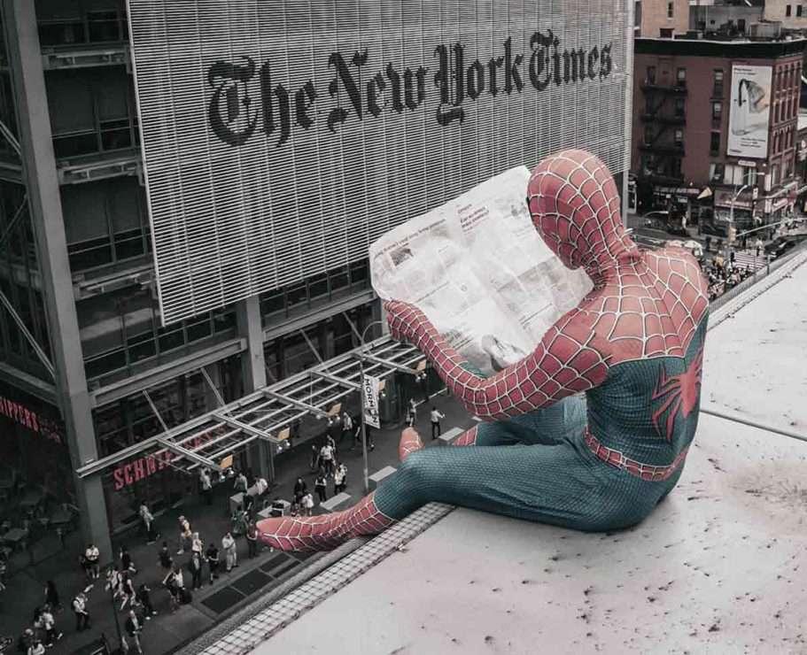 The New York Times deja sin equipo de SEO a The Washington Post