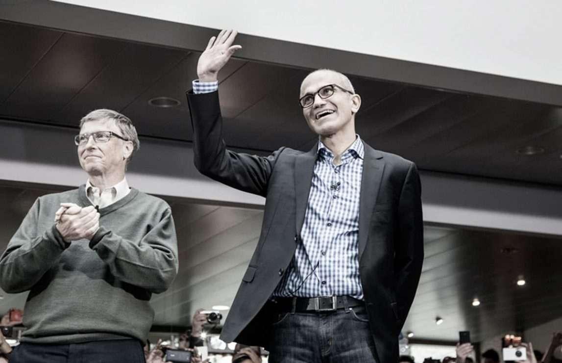 Microsoft entra en el negocio de los medios