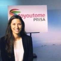 María Lucía Descalzo Prisa Brand Solutions