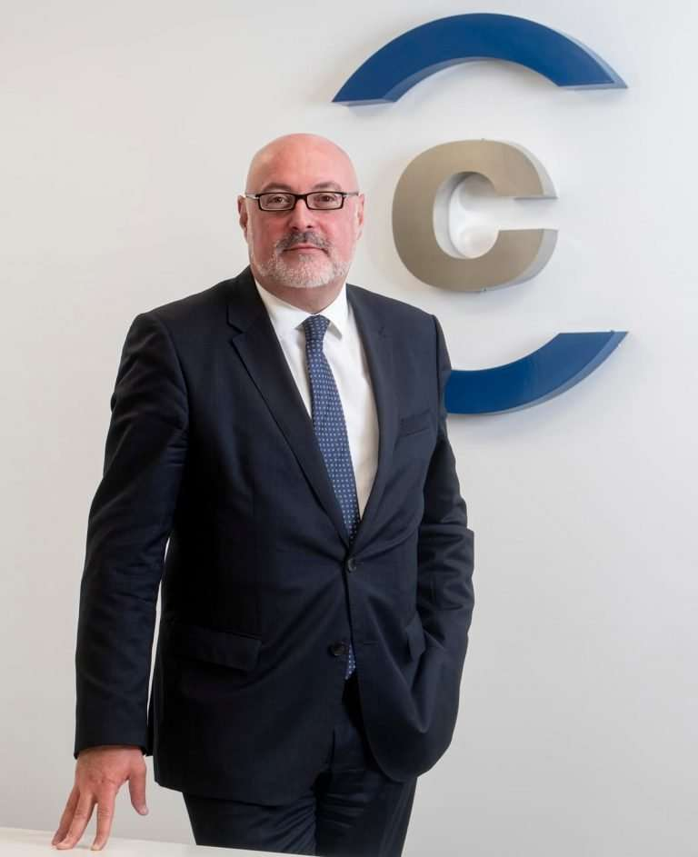 Daniel Fernández presidente de CEDRO
