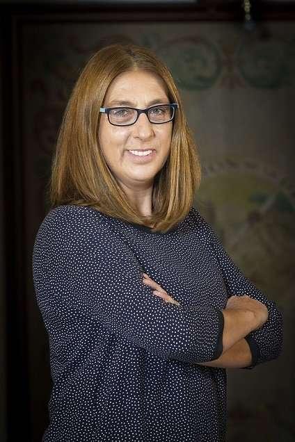 Mónica Tourón, secretaria general de la APM de Madrid
