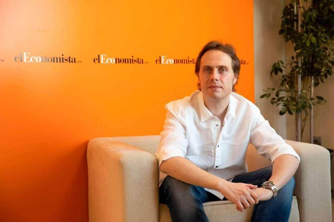 EL ECONOMISTA se enchufa al podcast Rubén Santamaría, director gerente de internet