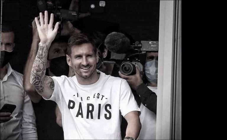 Leo Messi ficha por Google Discover