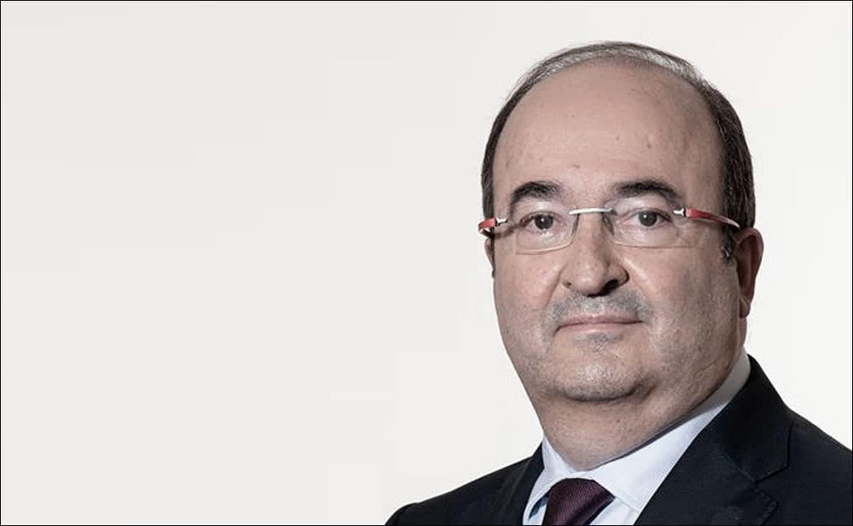 Mikel Iceta aprobará por real decreto el fin del culebrón del canon AEDE